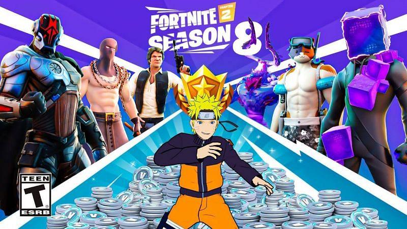 Fortnite Chapter 2- Season 8