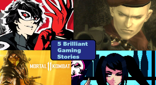 Thumbnail for 5 Brilliant Gaming Stories