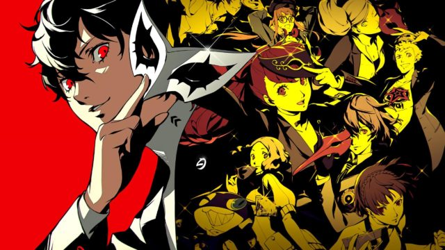 Artwork from Persona 5. Source: Atlus