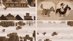 The Pony Express – Google Celebrates the 155th Anniversary