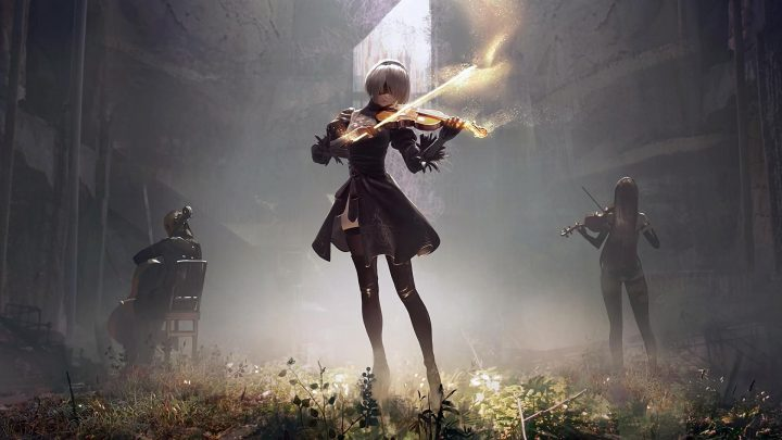 NieR: Automata Has A Cheat Code To Let You Beat The Game