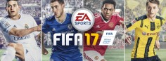 EA Announce FIFA 17