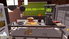 Job Simulator – One of the First SteamVR Games