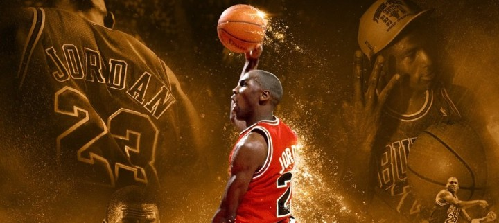 NBA 2K16 – All You Need To Be Michael Jordan
