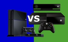 PS4 Vs Xbox One in Five-a-Side Football Match
