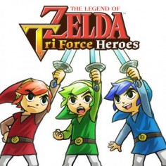 The Legend of Zelda: Triforce Heroes – Why They Won't let You Play as a Female