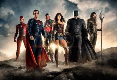 Justice League & Wonder Woman Trailers Revealed at SDCC
