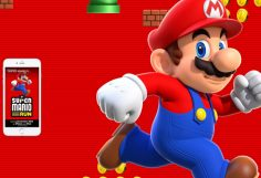 Mario is Jumping onto Phones